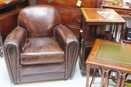 Chesterfield Clubsessel