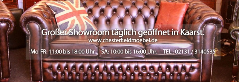 Chesterfield möbel  Chesterfieldmöbel Shop