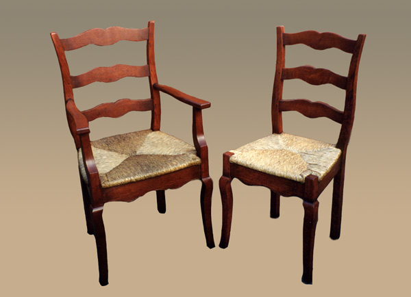 Provence Cabriole Chair Stuhl Side Stuhle Mahagoni Mobel Mobel  Chesterfieldmobel Shop