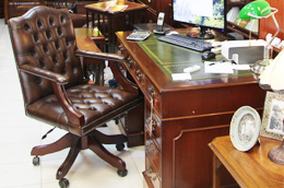 Chesterfield Executive Chair