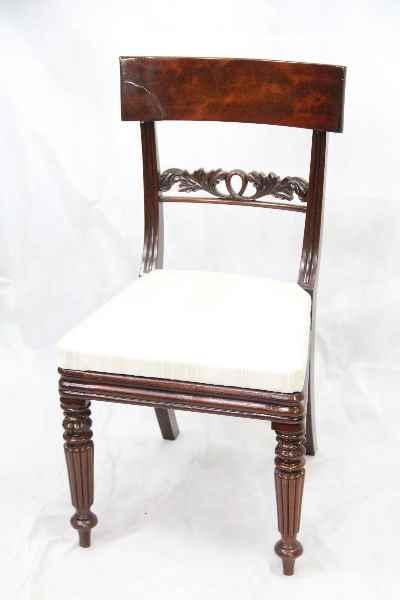 seltenes paar original georgean st hle mahagoni st hle mahagoni m bel m bel. Black Bedroom Furniture Sets. Home Design Ideas