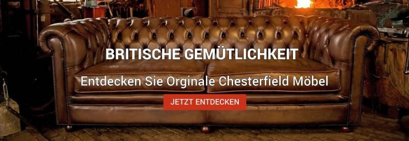 Chesterfield möbel  Chesterfieldmöbel Shop